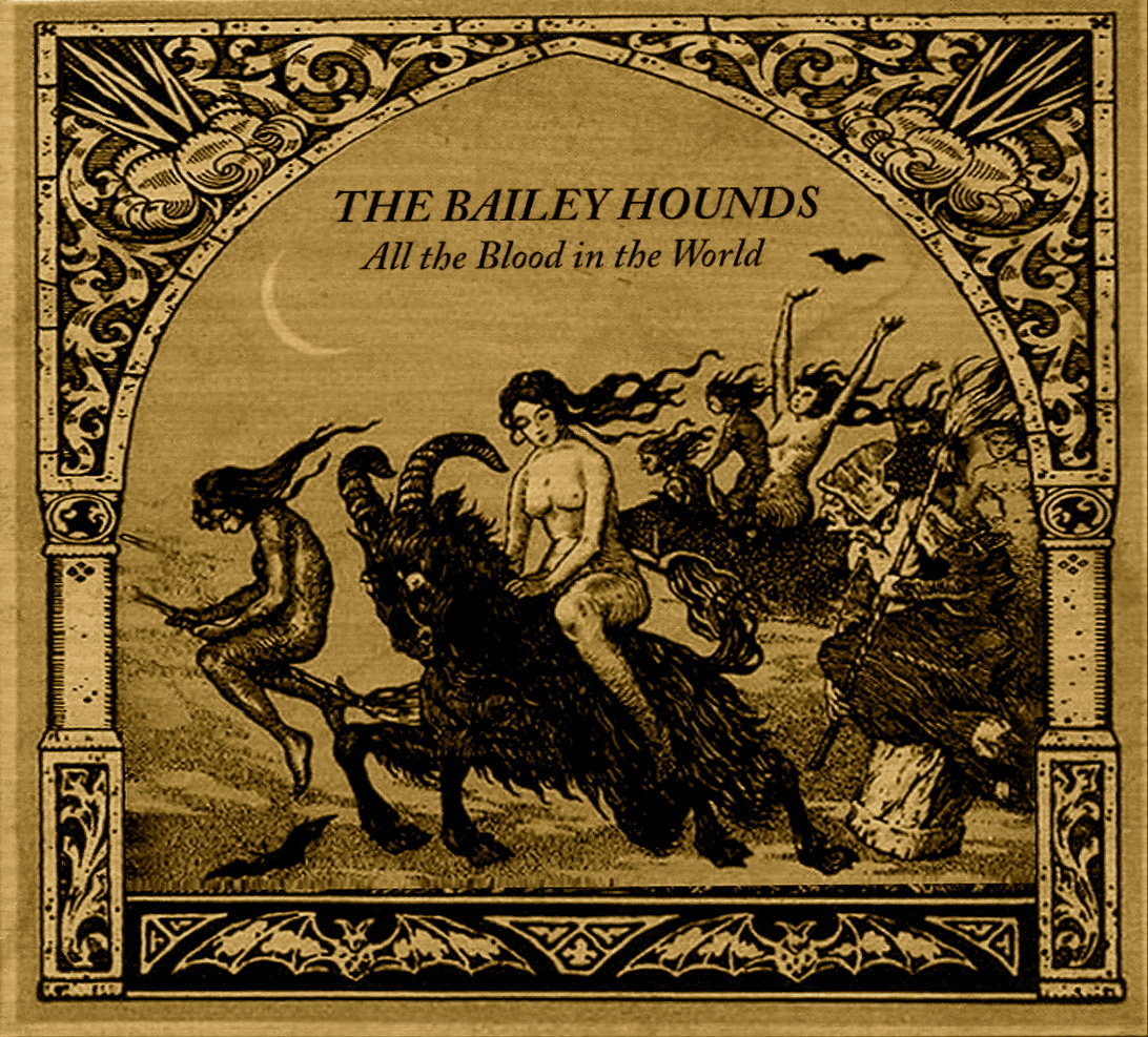 Book of Pagan Rituals | The Bailey Hounds