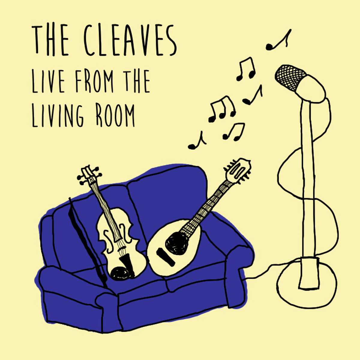 Live From The Living Room. By The Cleaves Part 53