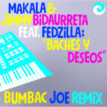 Baches & Deseos feat. Fedzilla (Bumbac Joe remix) cover art