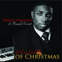 A Classic Touch Of Christmas cover art