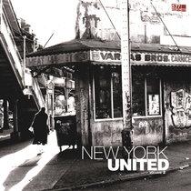 New York United, Volume 2 cover art