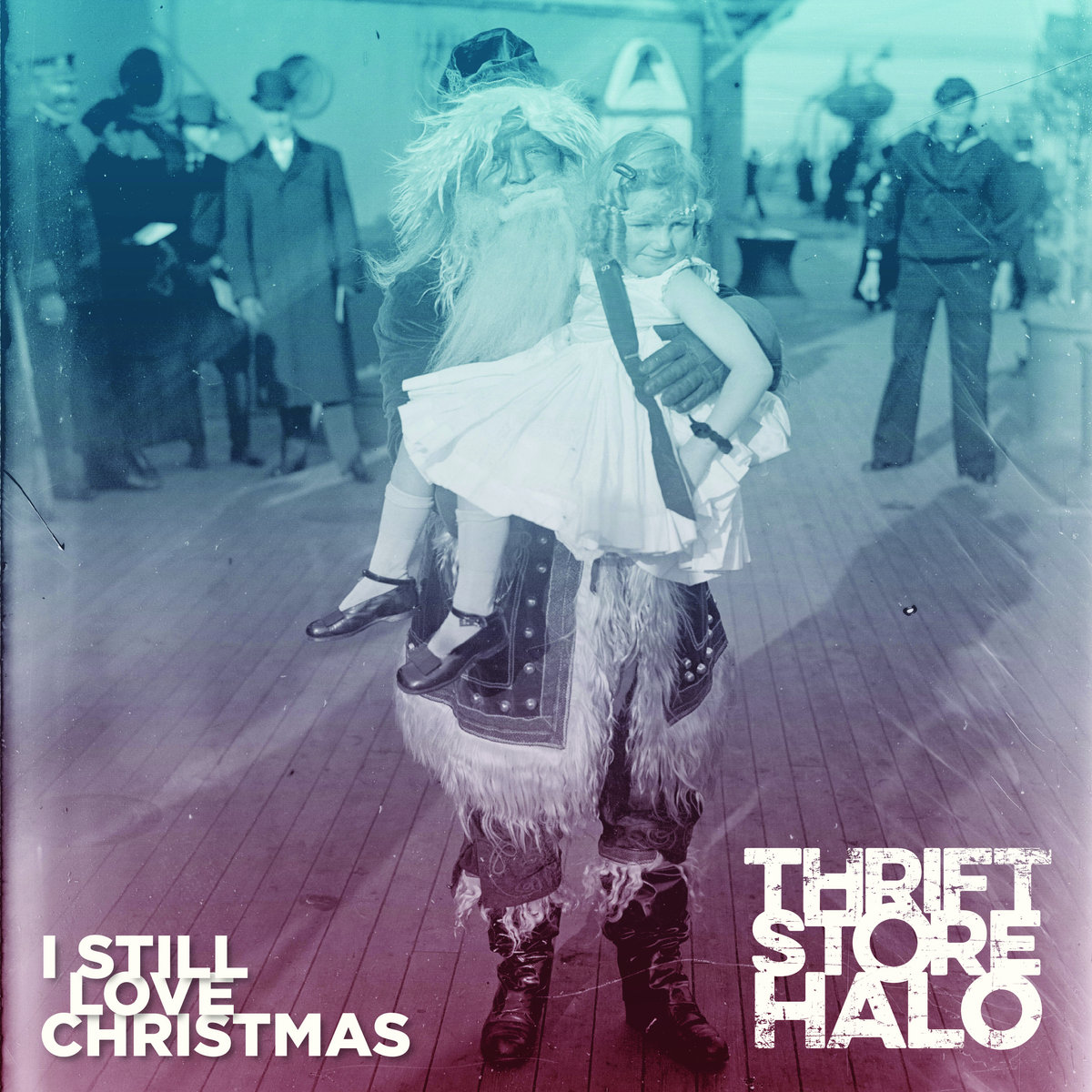 Klove Christmas Radio.I Still Love Christmas Thrift Store Halo