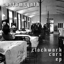 Clockwork Cars EP cover art