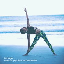 music for yoga flow and meditation cover art