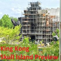 King Kong Skull Island @ Universal FL cover art