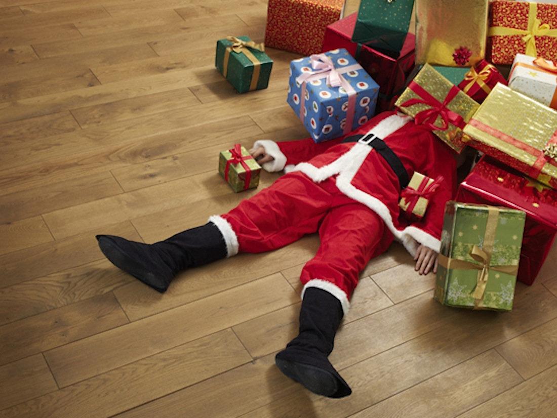 by chris ilett - Drunk Christmas