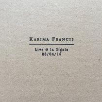 Live In Paris @ La Cigale cover art