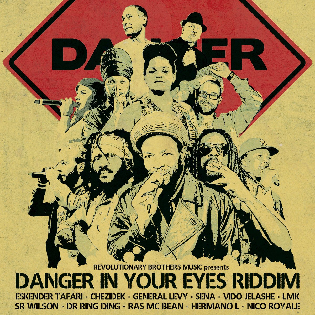 Danger In Your Eyes Instrumental   Revolutionary Brothers
