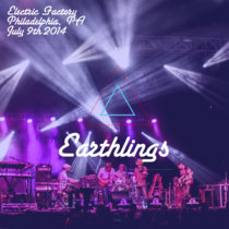 2014-07-09 Electric Factory, Philadelphia, PA cover art