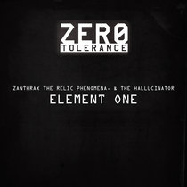 Z-T003 Element One cover art