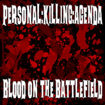 BLOOD ON THE BATTLEFIELD EP cover art