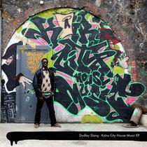 [MTXLT134] Dudley Slang - Kaïra City House Music EP cover art