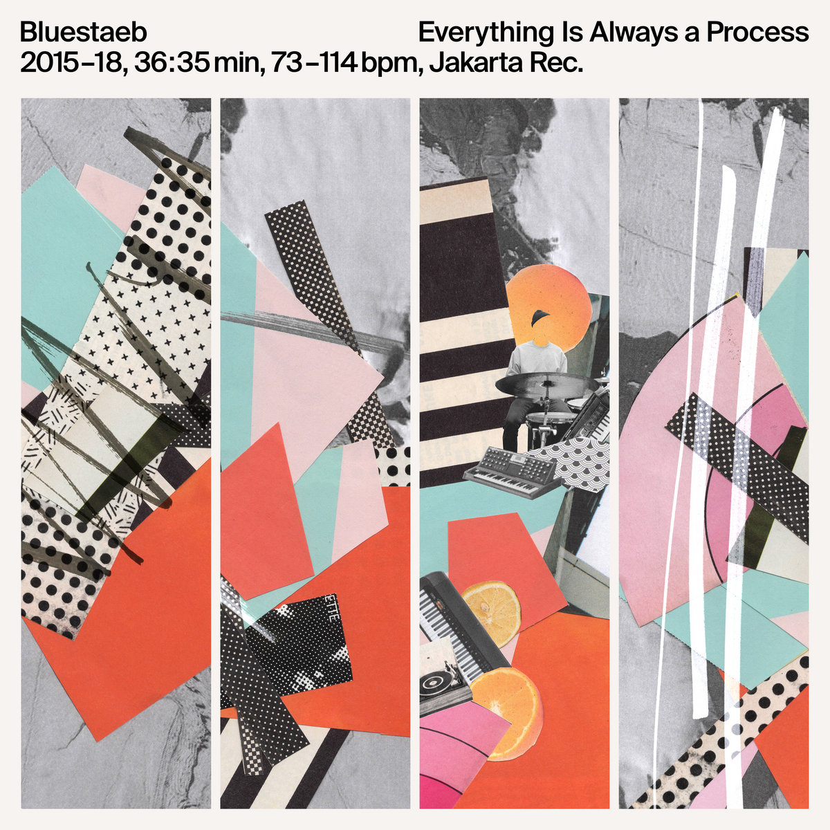 Everything Is Always a Process | Bluestaeb