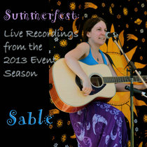Summerfest: Live Recordings from the 2013 Event Season cover art
