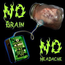 No Brain No Headache cover art