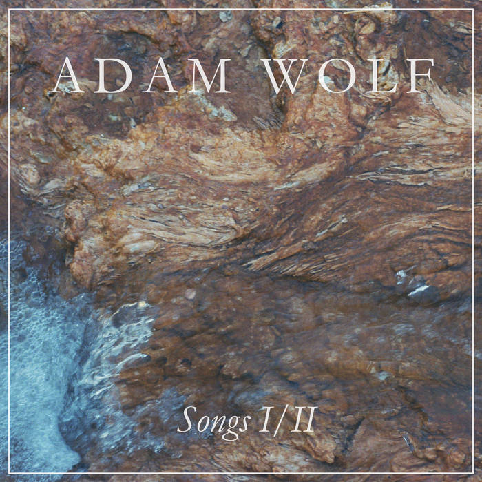 adam wolf EP album art