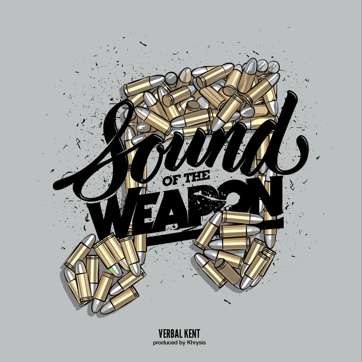 Resultado de imagen para Verbal Kent - Sound of the Weapon