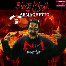 Armaghetto (The 3rd Anti-Christ) cover art