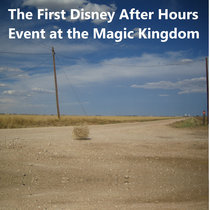 The First Disney After Hours Event cover art