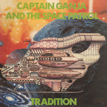 Captain Ganja and the Space Patrol main photo
