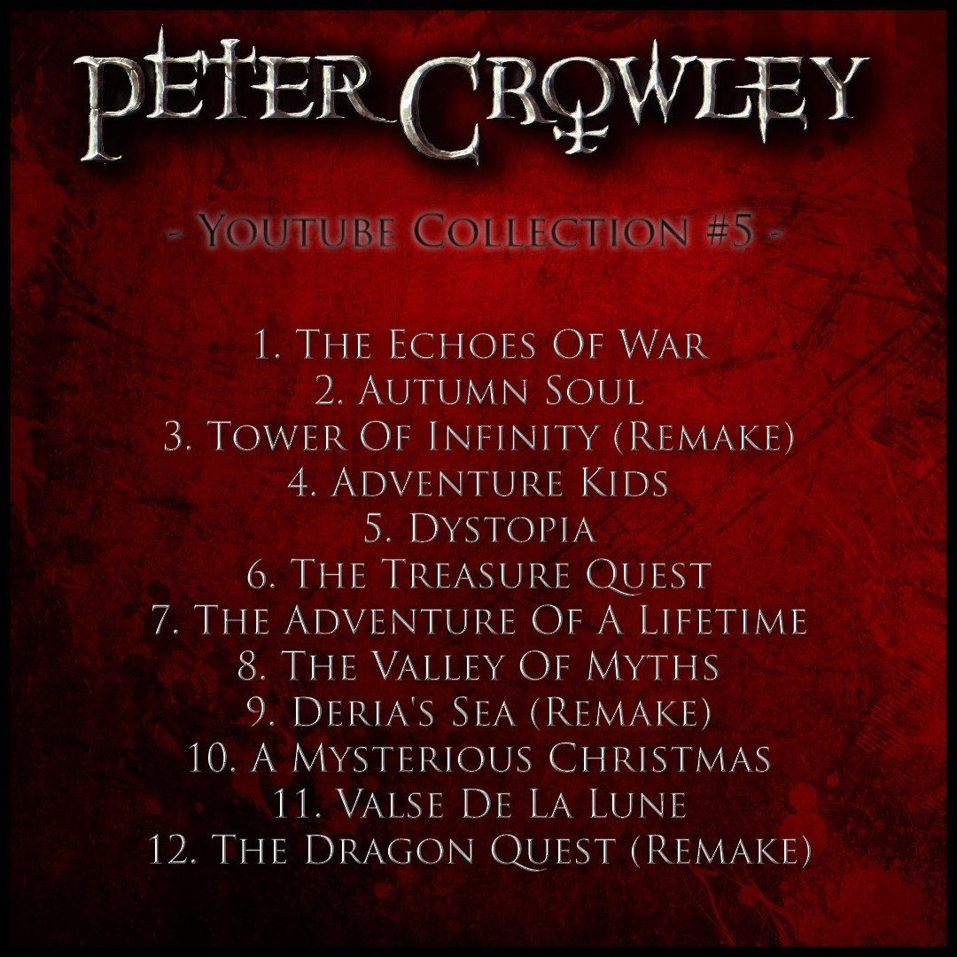 Youtube Collection #5 | Peter Crowley Fantasy Dream