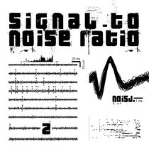 Signal-To-Noise Ratio 2 cover art