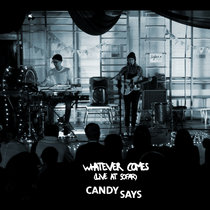 Whatever Comes (live @ SOFAR) cover art