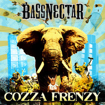 Cozza Frenzy cover art