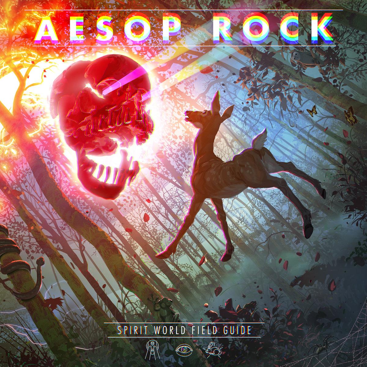Spirit World Field Guide | Aesop Rock