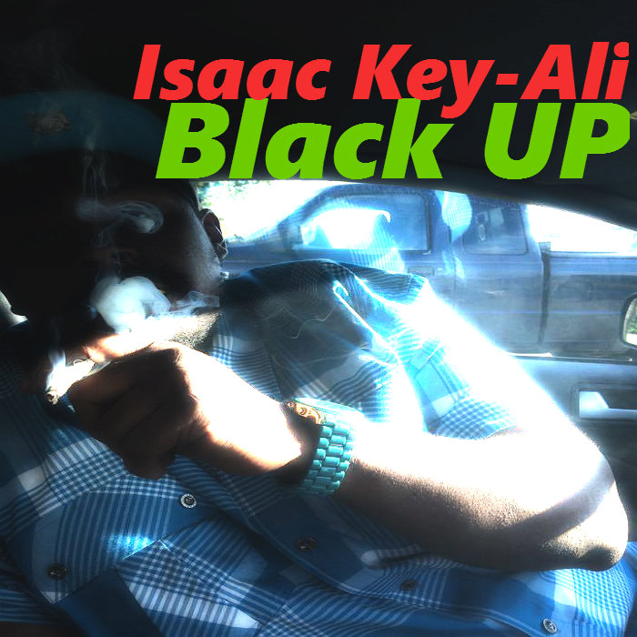 black up by isaac key-Ali