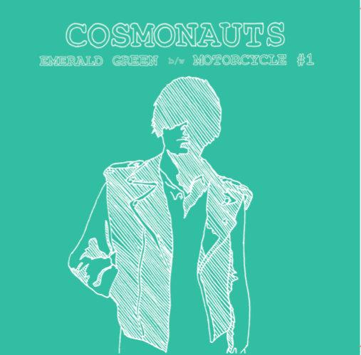 Emerald Green 7  Single. Emerald Green 7  Single   cosmonauts
