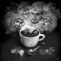 BlaQ coffee cover art