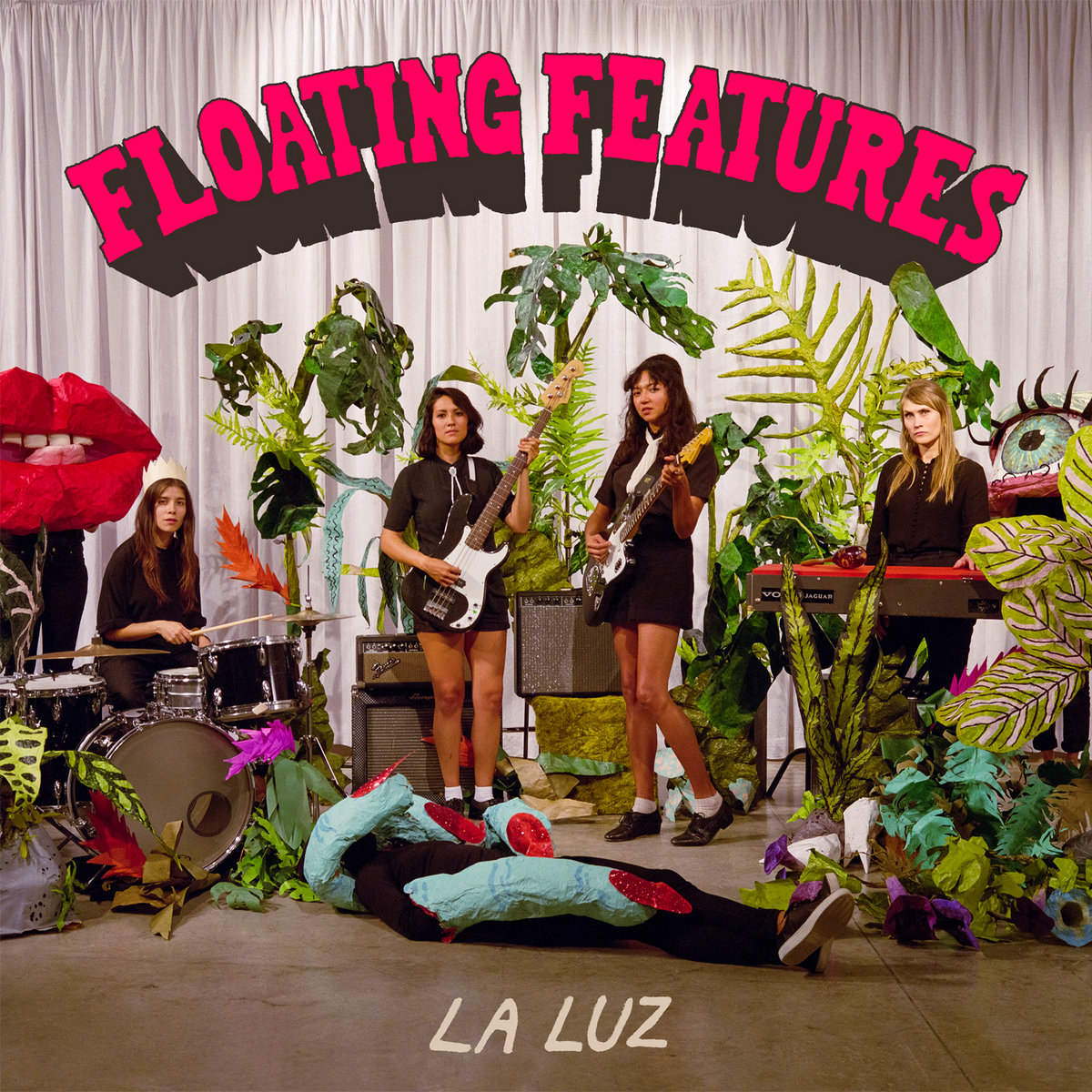 Image result for la luz floating features