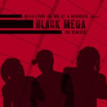 Black Mega [The Remixes] cover art