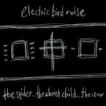 The Spider...The Christ Child.....The Crow cover art