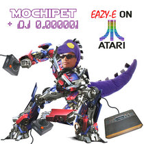Eazy-E-On-Atari cover art