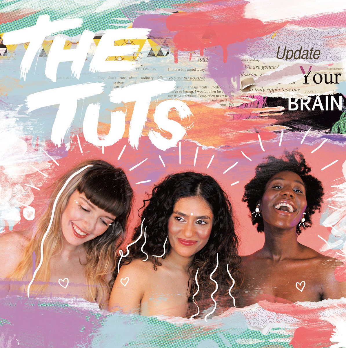 Image result for the tuts update your brain songs