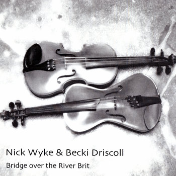Bridge over the River Brit by Nick Wyke & Becki Driscoll