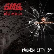 Broken City EP cover art