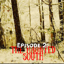2. The Haunted South cover art