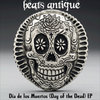 Día de los Muertos (Day of the Dead) EP Cover Art