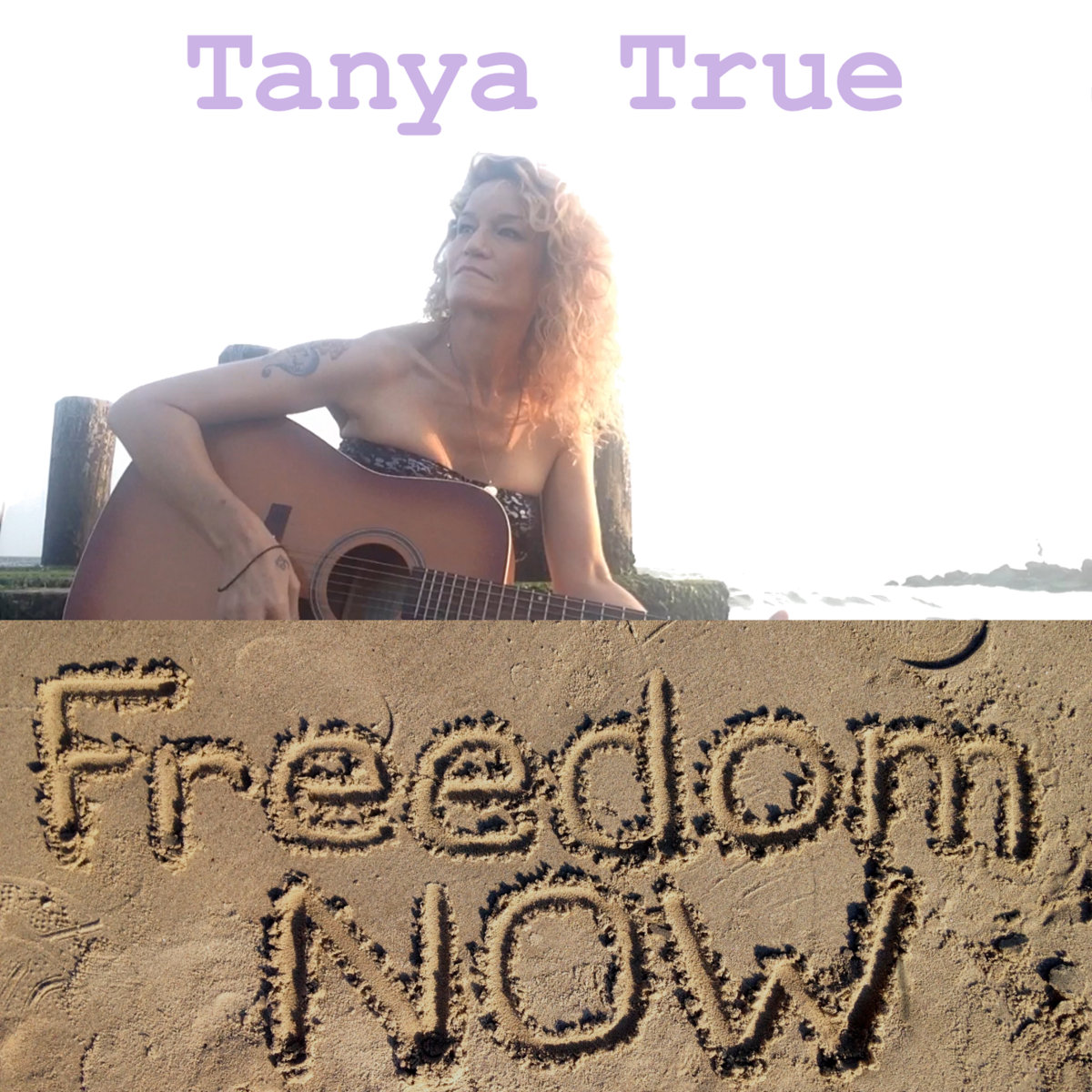 Freedom Now by Tanya True