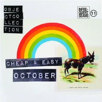 cheap&easy OCTOBER cover art