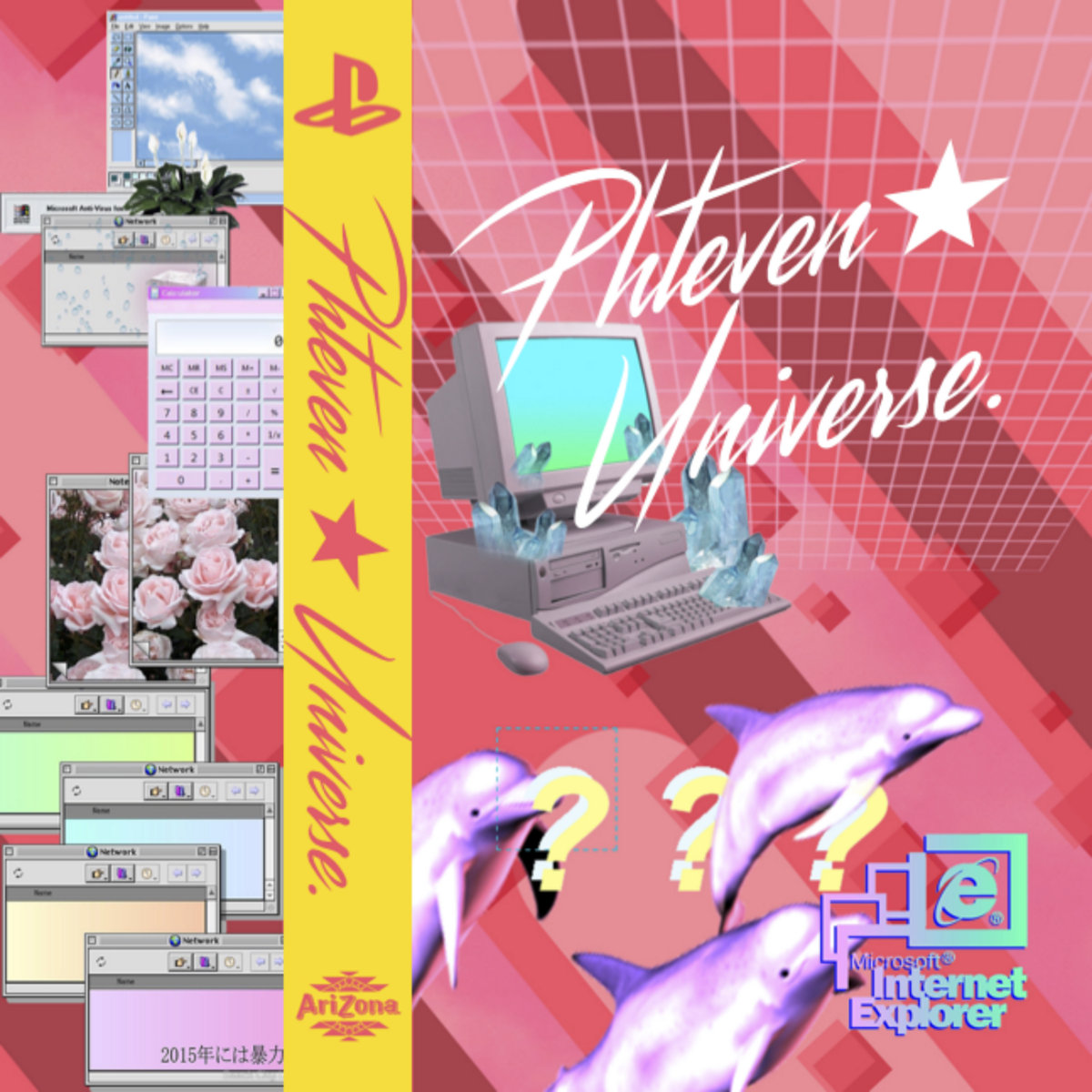 Phteven Universe cover