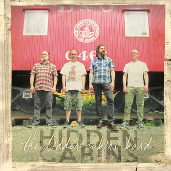 The Hidden Cabins Band EP by Hidden Cabins