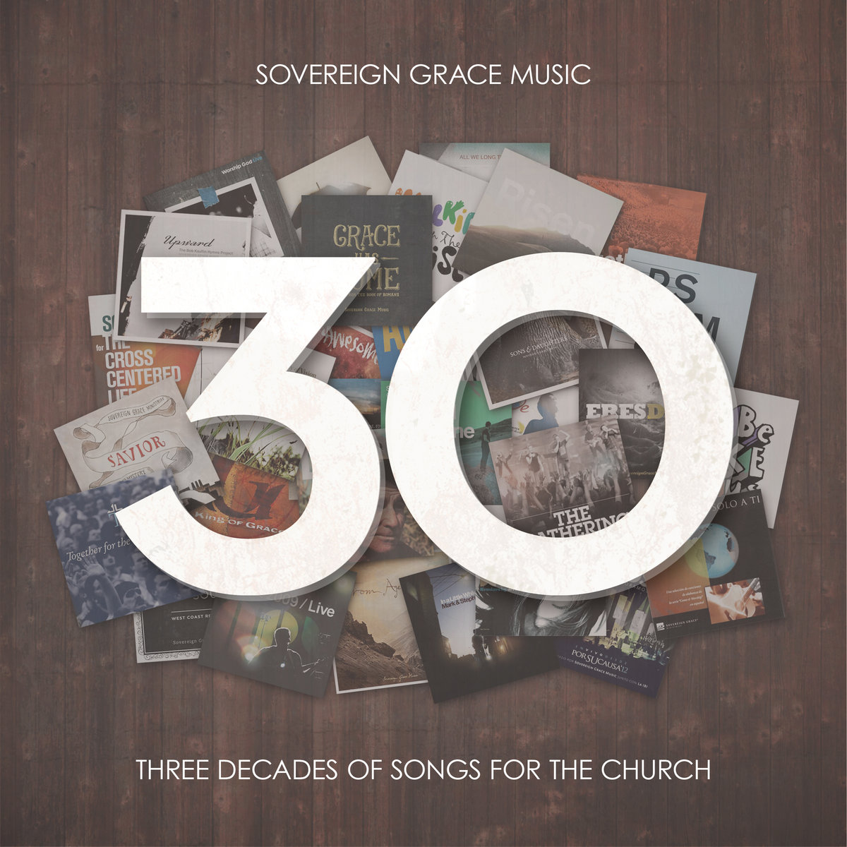 Behold Our God (feat. The Village Church) | Sovereign Grace Music
