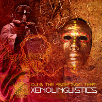 """Xenolinguistics"" cover art"