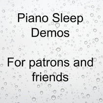 Piano Sleep - For kids of all ages cover art