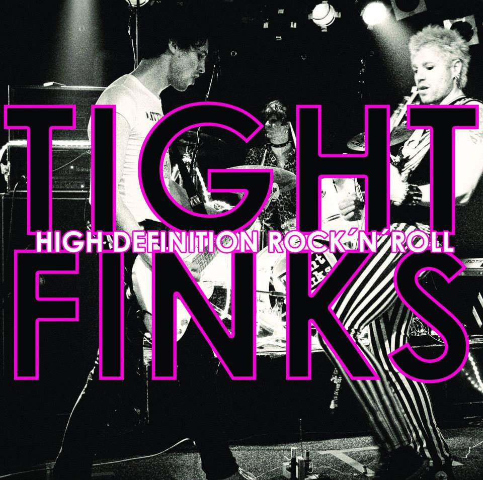 high definition rock'n'roll | tight finks