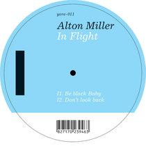 Alton Miller - In Flight EP cover art